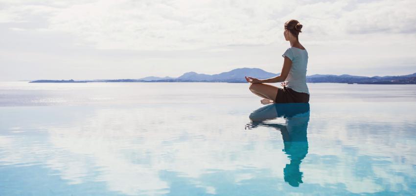 Sem férias? A meditação pode ser ainda melhor