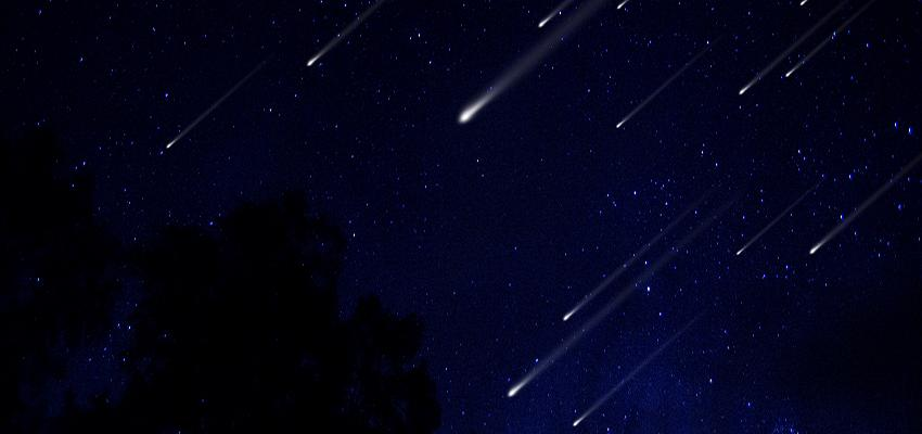 10 meteoros por hora: disponível esta noite com vista da sua janela