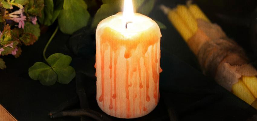 Dia das Bruxas: a poderosa simpatia da vela para ganhar dinheiro