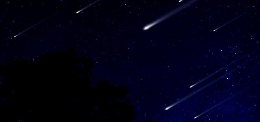 Simpatia cigana dos pedidos à estrela cadente