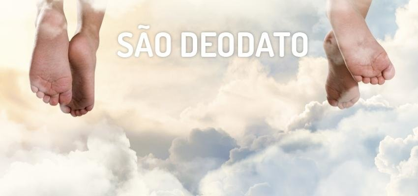 Santo do dia 08 de novembro: São Deodato