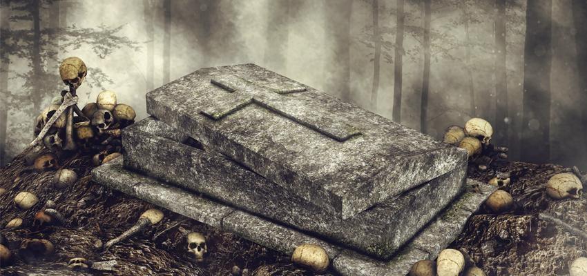 Sonhar com caixão – descubra o significado