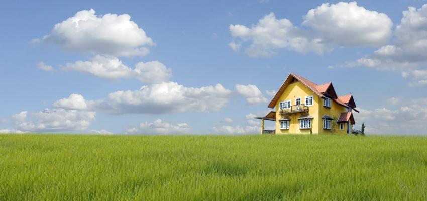 Sonhar com casa grande