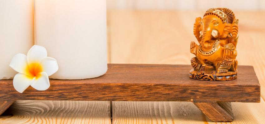 Como usar a imagem de Ganesh como cura no Feng Shui
