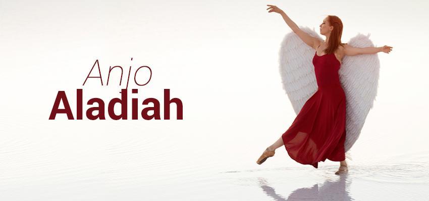Tarot dos anjos – Aladiah, o anjo da bondade