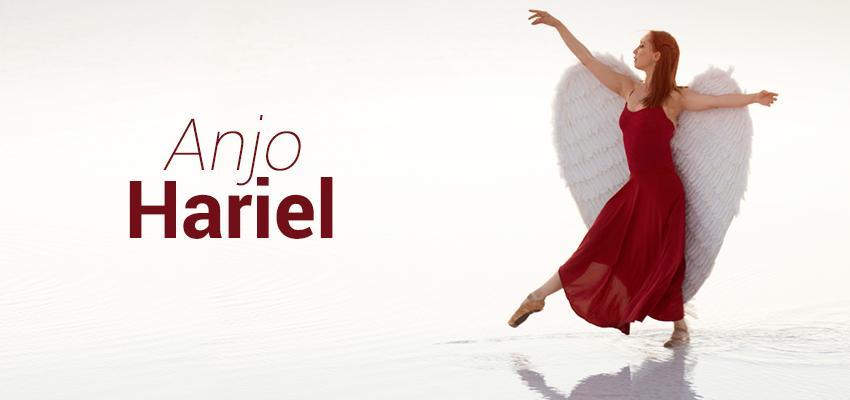 Tarot dos anjos – Hariel, o anjo da fé