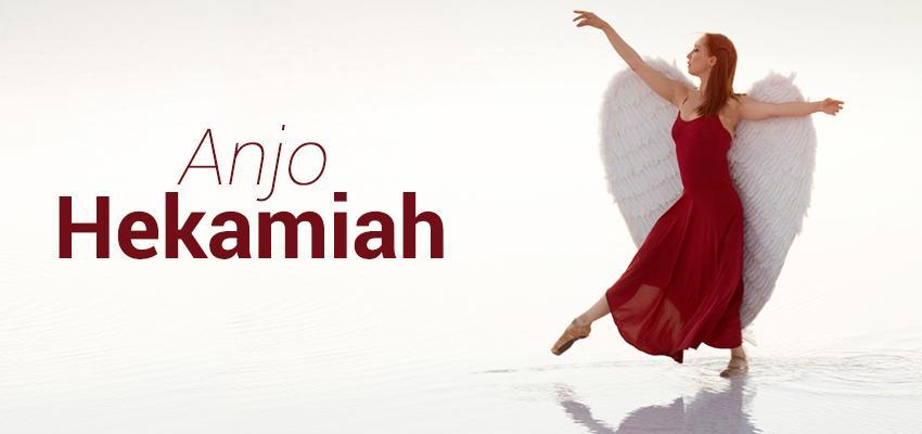 Tarot dos anjos – Hekamiah, o anjo da família