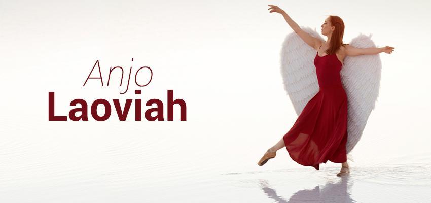 Tarot dos anjos – Laoviah, o anjo da vitória