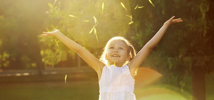Conheça os sinais de crianças com terceiro olho extremamente ativo