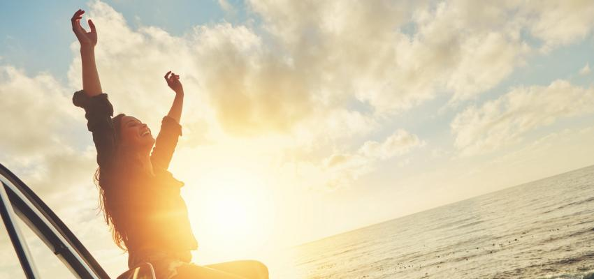 Sabia que compartilhar boas notícias faz bem para a saúde?