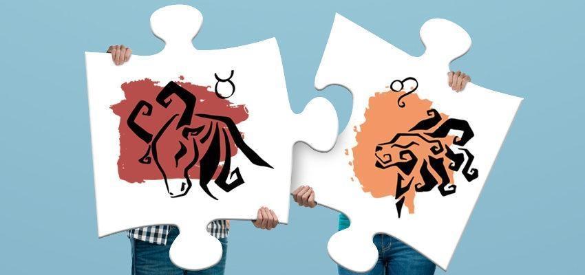 Compatibilidade dos Signos:  Touro e Leão