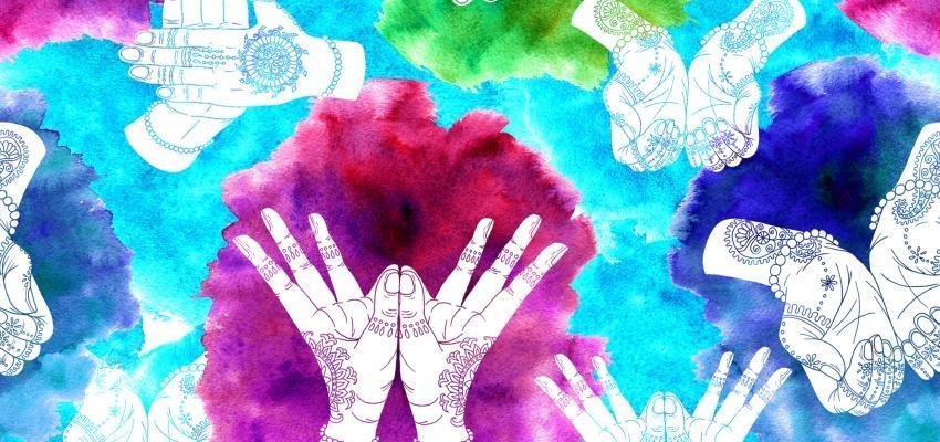 Trimutri mudra: como acabar com as energias negativas?
