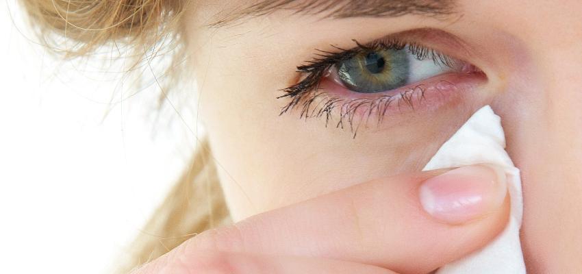 Uma lágrima para cada Dosha - o que elas dizem sobre você