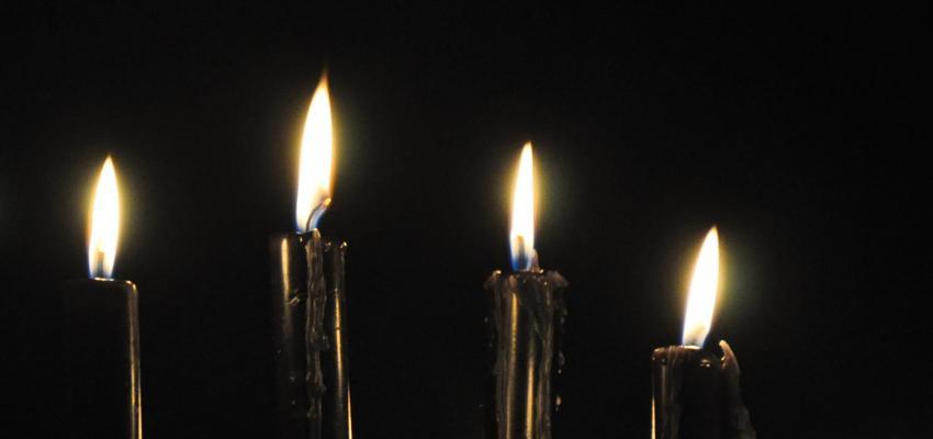 Vela preta – o seu significado e como usá-la