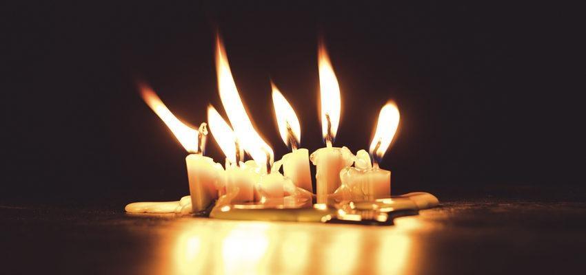 Rituais com velas para atrair o amor