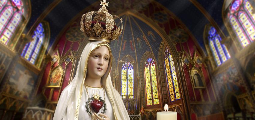 A mensagem de Nossa Senhora de Fátima - A simplicidade do amor da Virgem Maria
