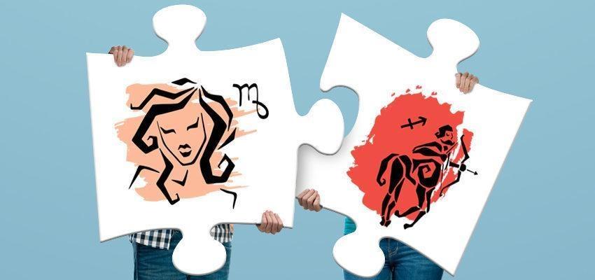 Compatibilidade dos Signos: Virgem e Sagitário