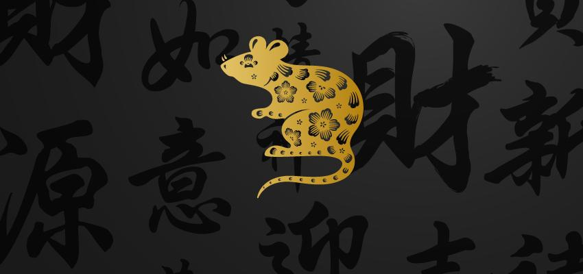 Você é do signo chinês rato? Veja a influência do seu signo ascendente