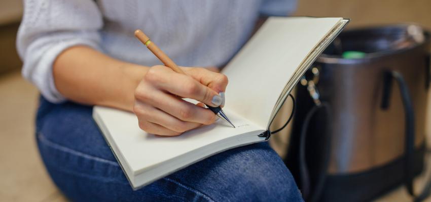Você usa agenda? Este hábito ajuda a manter sua saúde mental