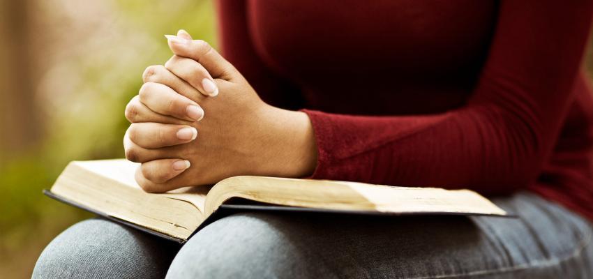 Oração de Cura e Libertação – 2 versões