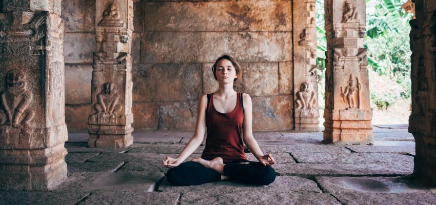 Aprenda a praticar a meditação budista