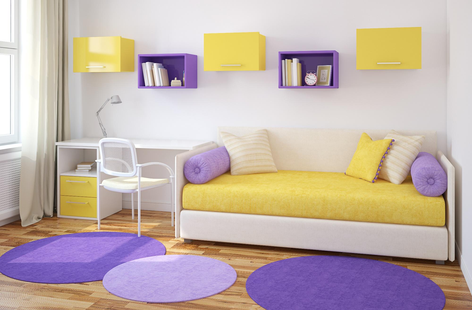 Psicologia das cores como ela influencia o comportamento - Combinar colores habitacion ...