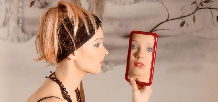 simpatias com espelhos