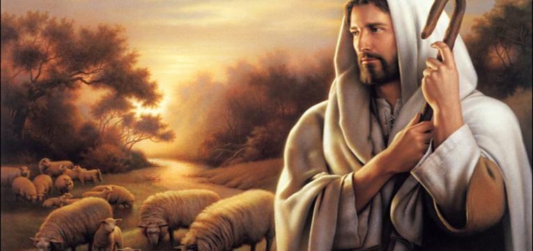 Jesus vegetariano