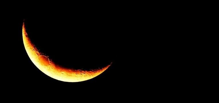 Simpatia da Lua Crescente