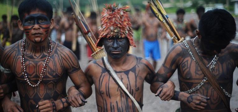 rituais indígenas