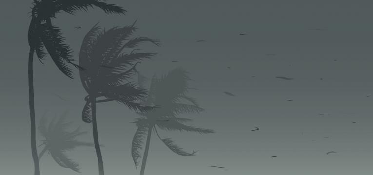 oração pelas vítimas do Furacão Irma