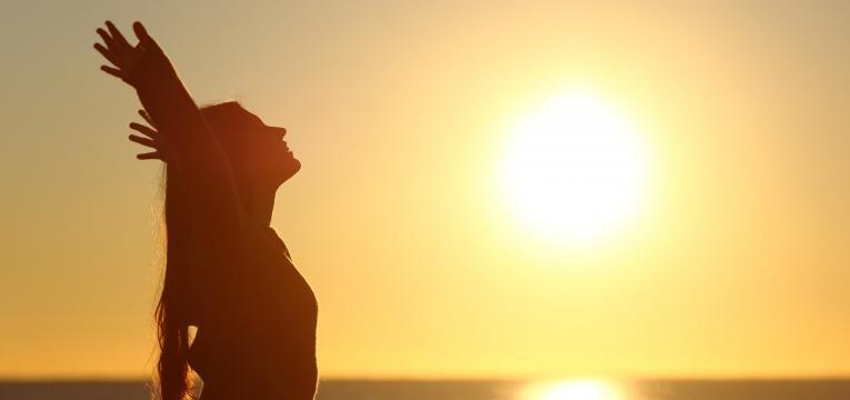 elevação espiritual