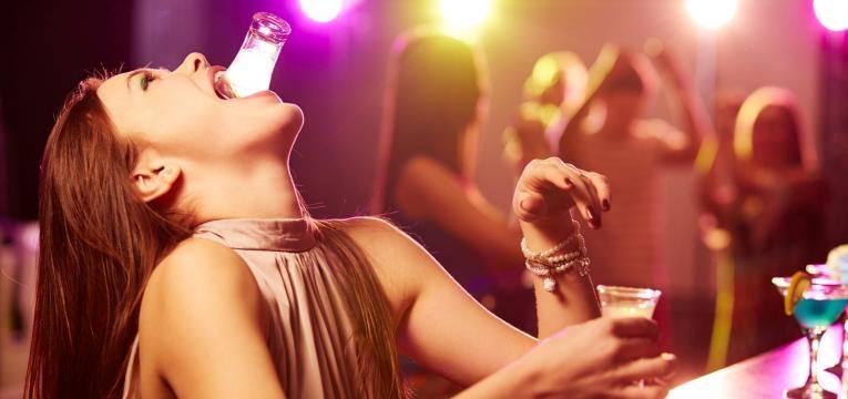 bêbado de cada signo