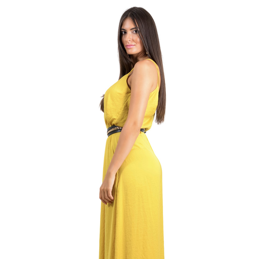 Número 8 - Amarelo amarronzado / Marrom amarelado