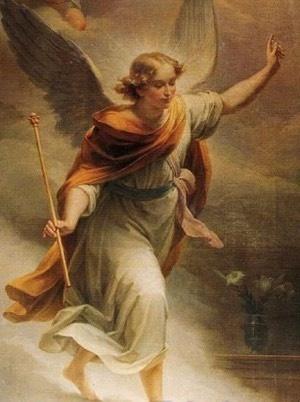 Anjos mais poderosos de Deus - Gabriel