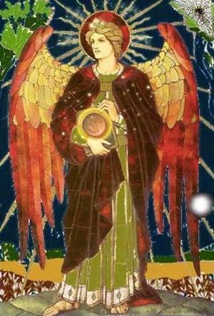 Anjos mais poderosos de Deus - Raguel