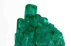 cristais de cura: Calcita Verde