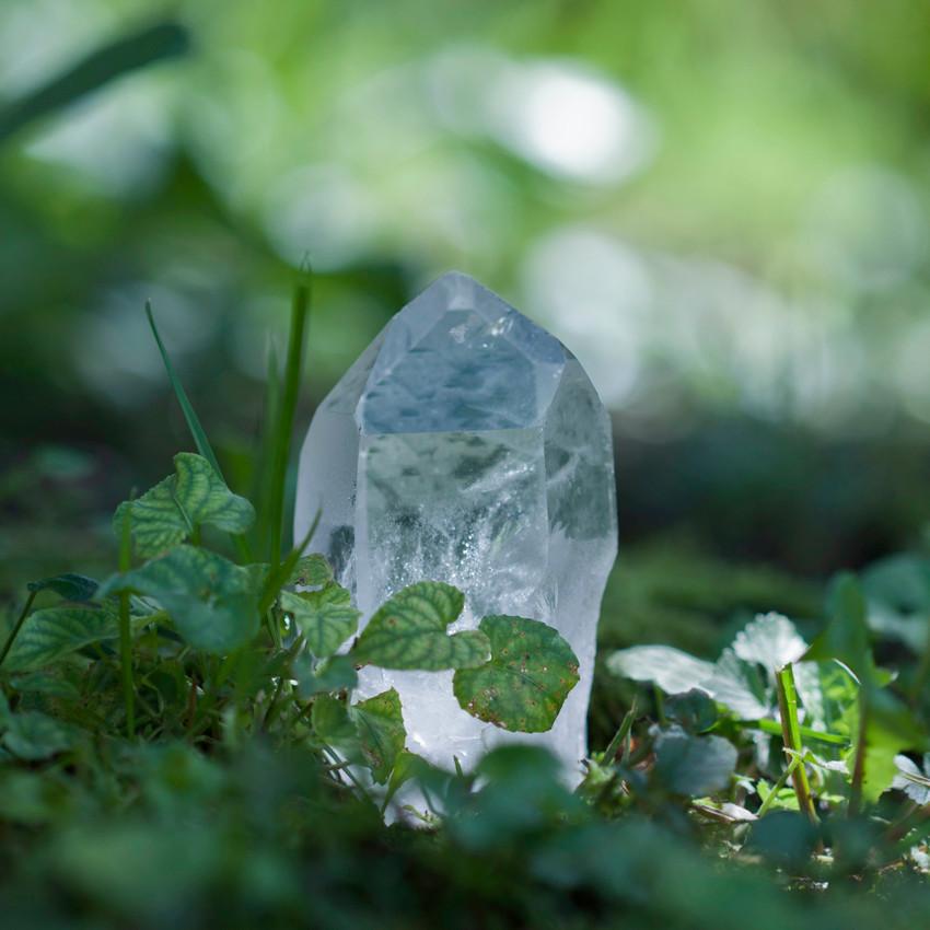 Cristal Quartzo Branco