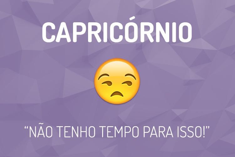 Emoji do Signo Capricórnio