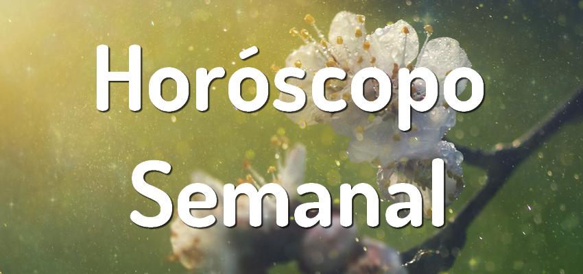 Leia Agora o Seu Horóscopo Semanal