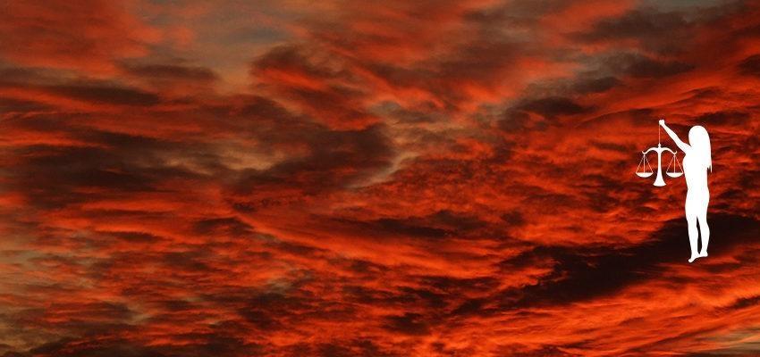 inferno astral Libra