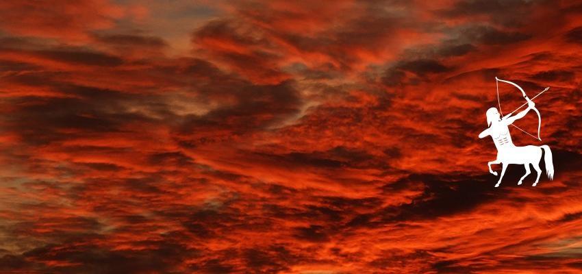 inferno astral sagitario