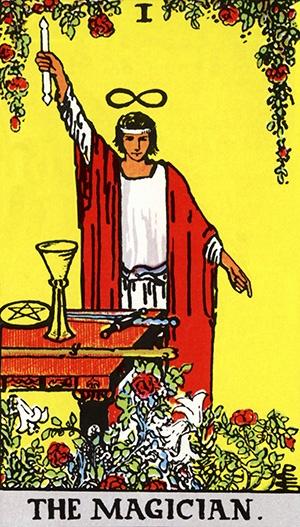leitura de tarot - Papisa