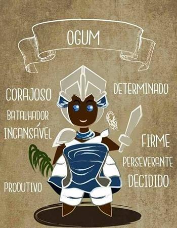 Ogum Umbanda