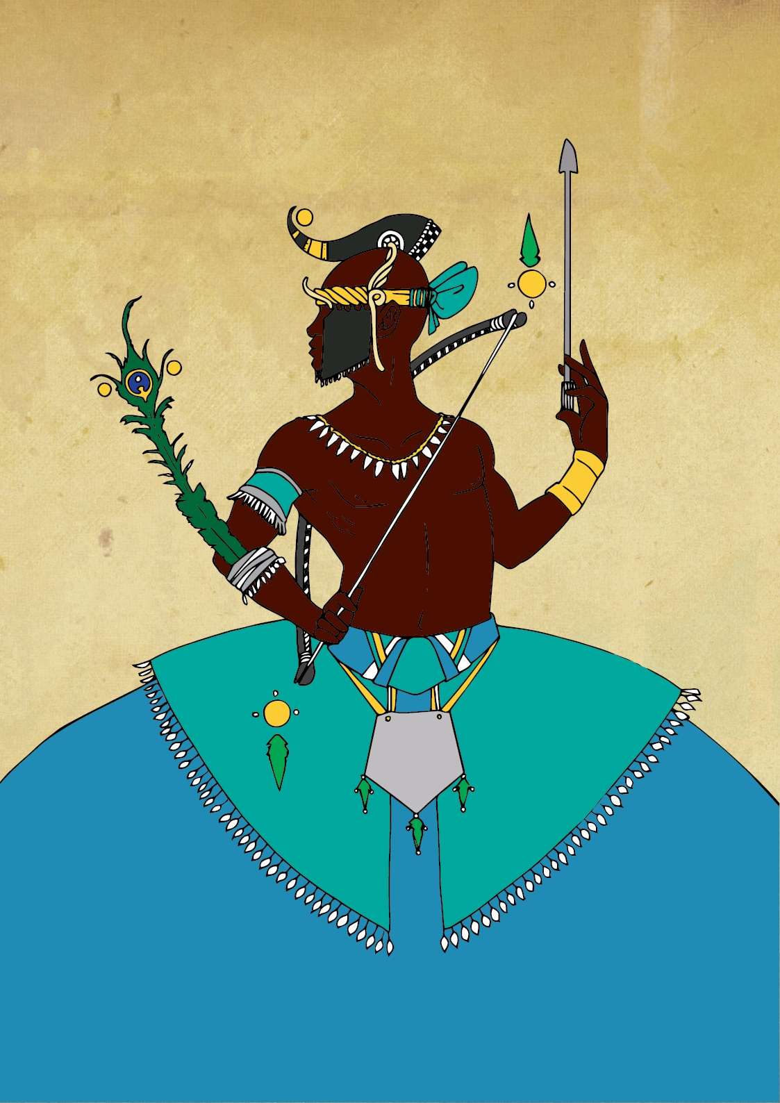 Oxóssi Umbanda
