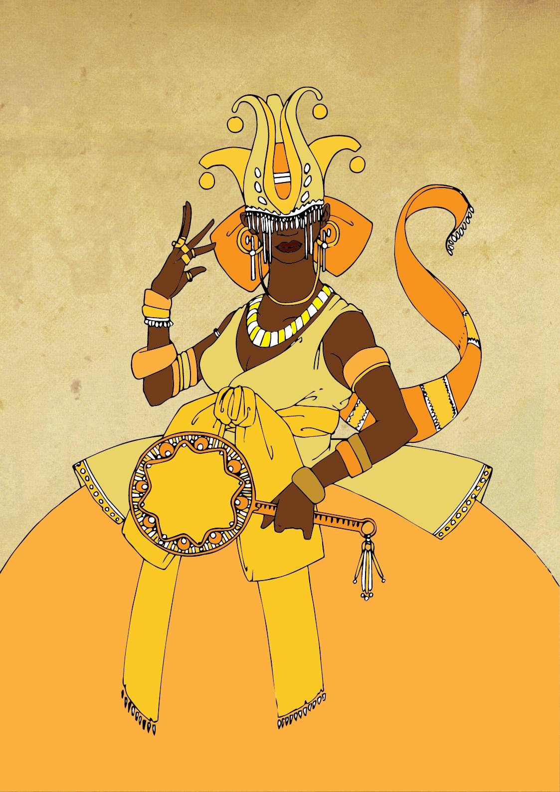 Oxum Umbanda