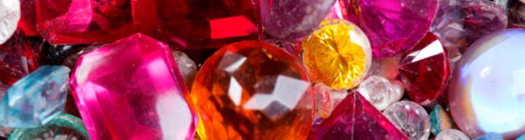 Pedras preciosas e mágicas