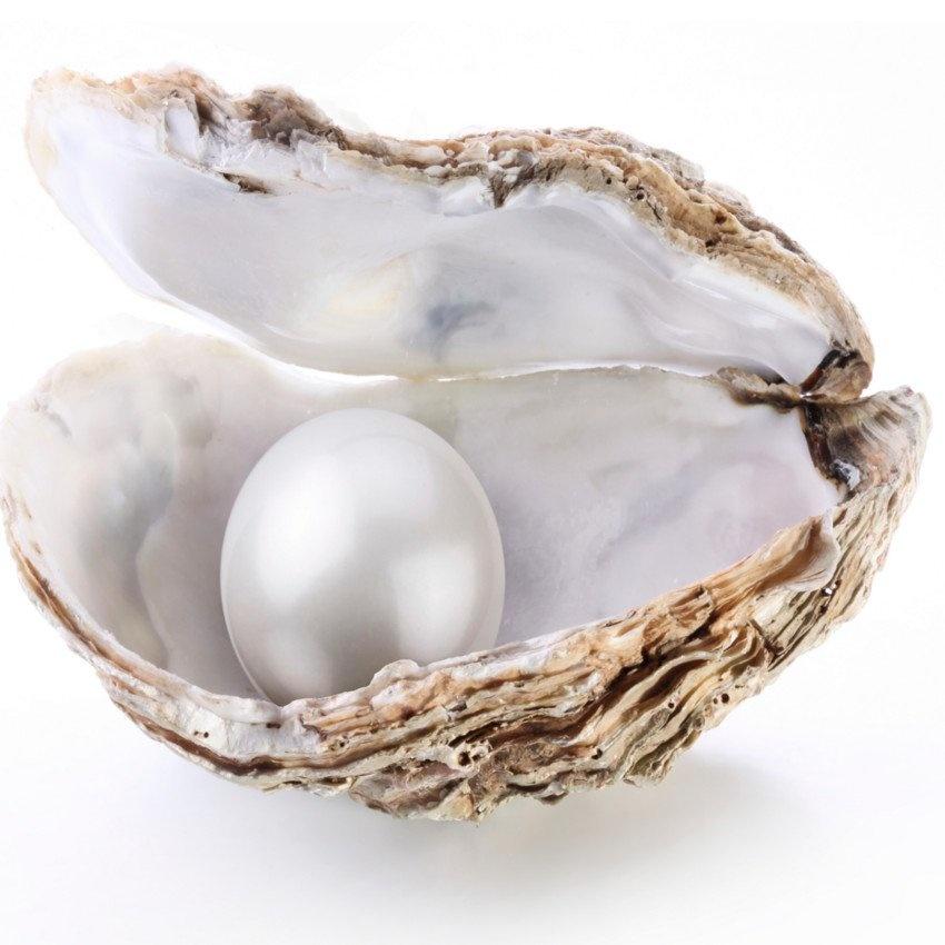 pedras de proteção espiritual: Pérola