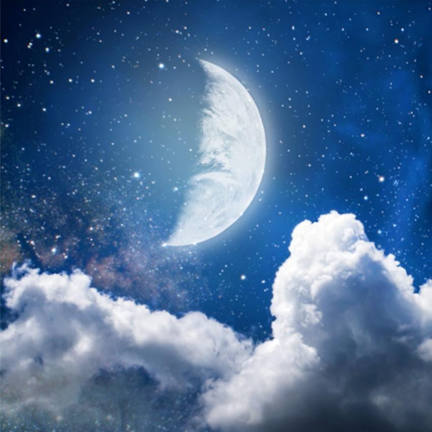 A influência da lua no corte de cabelo - Lua Crescente