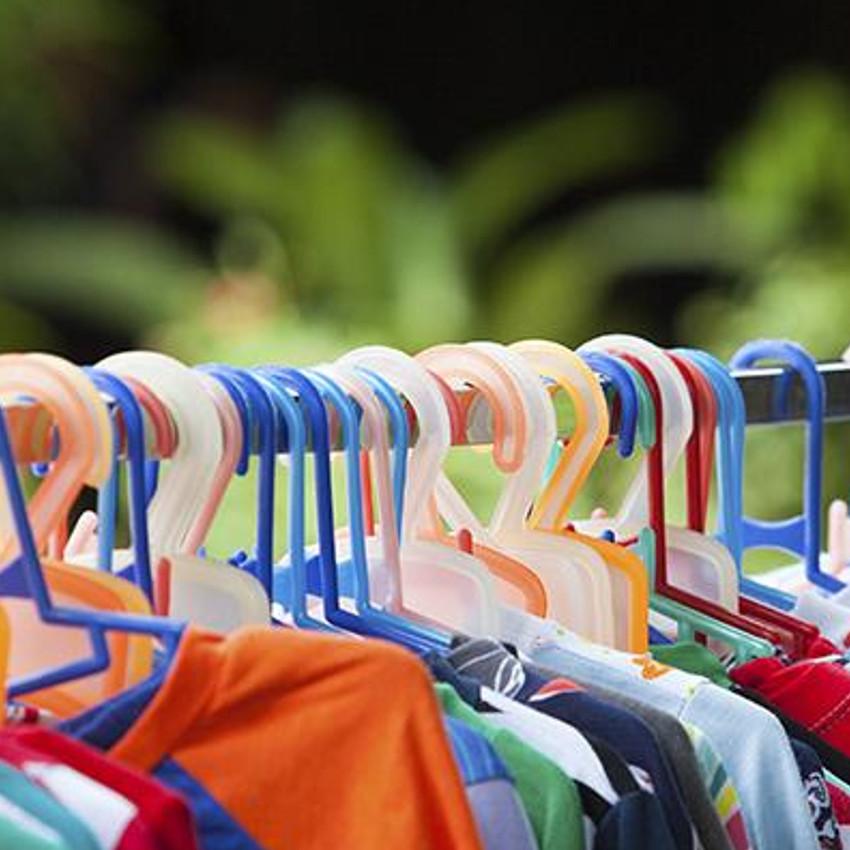 Uso de cores no vestuário